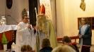 05.12.2014 - Roraty i wizyta św. Mikołaja