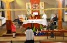 18.10.2014 - Różaniec Misyjny prowadzą dzieci z parafialnej grupy - Przyjaciele Misji