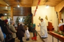 11.01.2015 - Msz św. rozesłania Kolędników Misyjnych