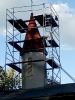 03-08.07.2017 - remont dachu kościoła