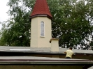10-14.07.2017 - remont dachu kościoła