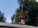 17-22.07.2017 - remont dachu kościoła