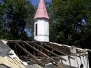 19-23.06.2017 - remont dachu kościoła