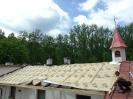 23-26.05.2017 - remont dachu kościoła