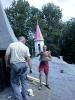 26-30.06.2017 - remont dachu kościoła