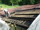 29.05.-02.06.2017 - remont dachu kościoła