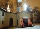 21.01.2012 - kościół św. Cyryla i Metodego zimową nocą