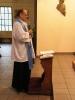 21.10.2012 - ks. Piotr Kołcz - misjonarz z Zambii w naszej parafii