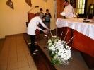 29.05.2012 - Studnia za grosze dla mieszkańców Bomadii w Nigerii - dzieci z SP 10 w Katowicach w naszej parafii